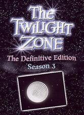 Twilight Zone The Complete Season 3 Three 3rd Third 5-DVD Set Definitive Edition