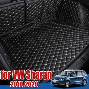 VW Sharan Seat Alhambra 7N Kofferraum matten