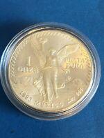 1983 Libertad 1oz silver Very Nice Condition Average Mintage