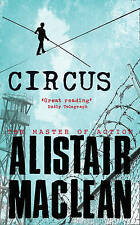 Circus by Alistair MacLean (Paperback) New Book