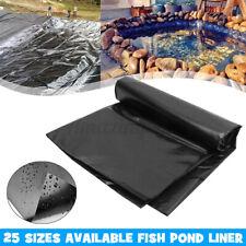 0.12mm Fish Pond Membrane Outdoor Garden Landscaping Supplies Liner Equipment