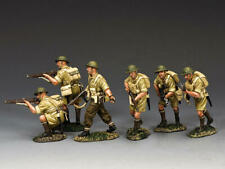 KING & COUNTRY FIELDS OF BATTLE SGS-FOB016 BATTLE OF HONG KONG CANADIAN SET