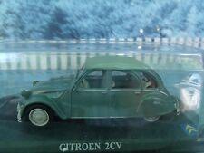 1/43 Magazine Series Citroen 2CV