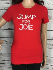 Jump for Joie Grand Marnier T-Shirt Red Small Short Sleeve Shirt Casual Tee