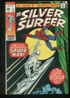 Silver Surfer #14, FN/VF 7.0, Spider-Man