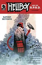 Hellboy And The BPRD Saturn Returns #1 (Of 3) Cover A Mitten  8/21/19 NM