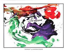 MONEIGH® Print  CALIFORNIA CHROME signed