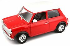 Mini Cooper Bburago escala 1/24 18-22011