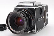 HASSELBLAD 503 CX CARL ZEISS PLANNAR T* 80MM F/2.8 A12 120 FILM BACK #606