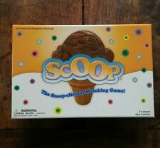 """""""SCOOP GAME"""" ICE CREAM SCOOP MATCHING GAME-DISCOVERY BAY, AGES 8+-Free Shipping!"""