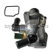 ALFA ROMEO Mito 1.3 FIAT Doblo 1.3 Thermostat 88°C + Gehäuse + Dichtung + Sensor