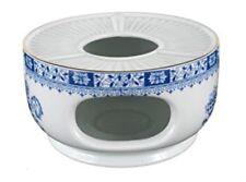 Seltmann Weiden DOROTHEA CHINESE BLUE tea pot warmer, Bavaria, Germany. Numbered