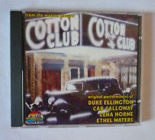 COTTON CLUB - FROM THE MOTION PICTURE 1990 CD - DUKE ELLINGTON - GOOD CONDITION