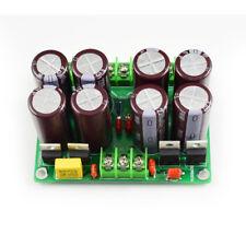 HIFI Stereo Power Rectifier Amplifier Finished Board 63V2200Uf X8 + MUR860G X4