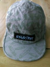 Original Starter Headgear 5 Panel Cap rare Black Label
