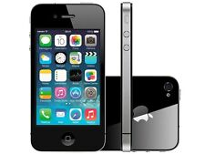 Apple iPhone 4 16GB Smartphone libre (Negro / blanco Mix)