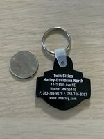 Twin Cities Harley Davidson North Motorcycles Blaine MN Keychain Key Ring #38474