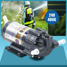 400G Automatic Water Pressure Booster Pump Shower Home Garden Diaphragm pump 24V
