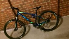 mountain bike gt agressor wheels 27.5 inch disc brakes down hill mountain bike