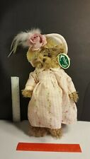 Bearington Collection CANDI Bear Ltd Series Mint All Tags 1465 10""