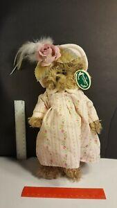 "Bearington Collection CANDI Bear Ltd Series Mint All Tags 1465 10"""