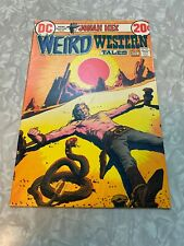 Weird Western Tales #14 ( November 1972 ) DC Comics