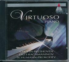 Virtuoso Piano CD Album