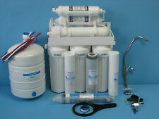 Reverse Osmosis Water Filter System 6 Levels + Mineraliser EU Ware