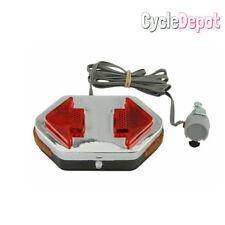 Bicycle Directional Turning Signal Light Red BMX MTB Cruiser Lowrider 187791