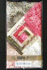 """Timeless Treasures Tonga Treat Batik Mocha Kiss 5"""" Squares / 40 Pc Cotton Fabric"""