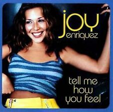 Enriquez, Joy : Tell Me How You Feel CD