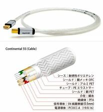 NEW Oyaide Continental 5S 1.2m USB Digital Transmission Cable WorldWide