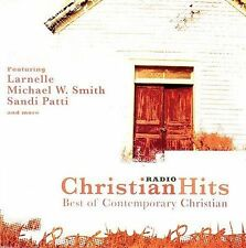 Christian Radio Hits Peace Songs For The Soul 2000 CD Various Artists CCM pop