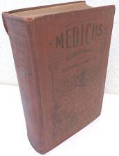 MEDICUS GUIDE ANNUAIRE DES ETUDIANTS ET PRATICIENS 1914