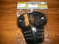 Moto Goggles Black Vintage MX Motocross Goggles W/ Mask like old Scott Goggles