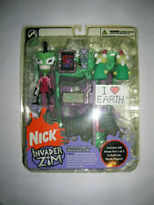 new Invader Zim human disguise Invader Zim action figure Palisades Toys