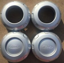 17-18 F-250 Super-duty Factory OEM Steel Wheel Set Of 4 Silver Center Caps 4x4
