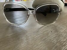 Used Coach Sunglasses In Good Condition Authentic With Case