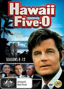 Hawaii Five-O: Seasons 8-12 [New DVD] Boxed Set, NTSC Region 0, Australia - Im