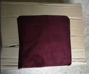 IKEA Tylosand Right Hand Chaise SLIPCOVER set, Everod Red-Brown