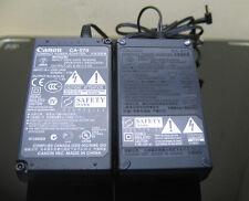 Genuine Original Canon CA-570 CA-570A/B/E/K/S Adapter for DC310 EOS 5D 300D ZR60