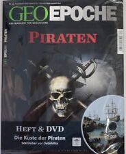 GEO EPOCHE Ausg. 62++PIRATEN++Seeräuber vor Ostafrika++ mit DVD++neu