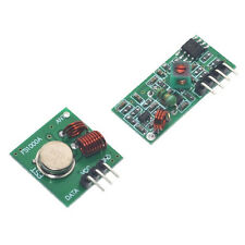 2 Pcs/set 433Mhz RF transmitter and receiver kit for Arduino Easy to Use New