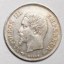 SUPERBE 20 CENTIMES NAPOLEON IIII TETE NUE 1859A PARIS
