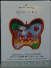 Hallmark 2017 Cookie Cutter Summer Mouse Ornament 5th Throughout The Years