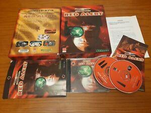 Command & Conquer Red Alert PC BIG BOX