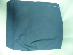 NEW Mainstays Solid Blue Tailored Bed Skirt