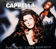 Cappella Move on baby (NL, 12 versions) [Maxi-CD]