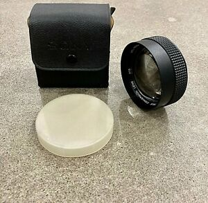 Sony Tele Conversion lens X15 VCL1558A 52mm to 58MM