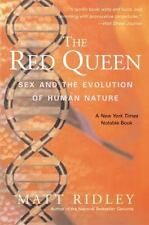 The Red Queen : Sex and the Evolution of Human Nature by Matt Ridley (2003,...